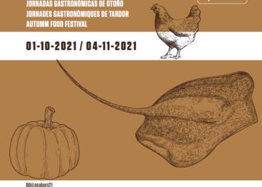 Jornadas gastronómicas de otoño #IbizaSabors21